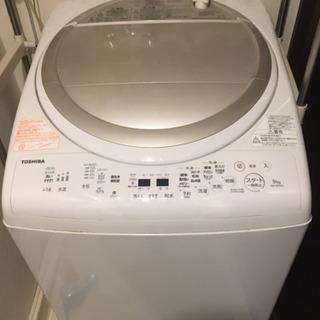 【早い者勝ち】TOSHIBA 9kg 洗濯機