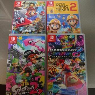 Nintendo Switch ソフト まとめ売り