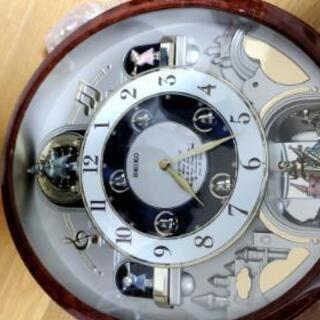 SEIKOからくり時計、最終値下げ