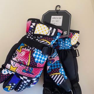 スキー、スノボ手袋【新品未使用】Lサイズ - 服/ファッション