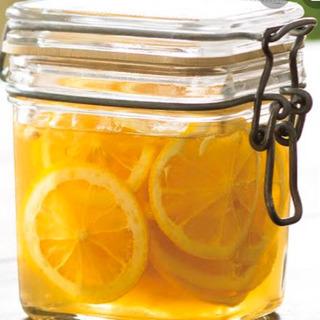 レモンの蜂蜜漬けの用途のアイディア