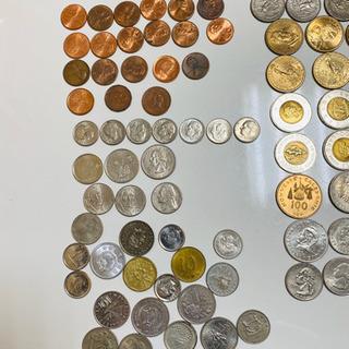 海外貨幣、記念コイン