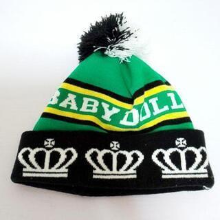 【未使用】BABY DOLL ニット帽