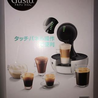 コーヒーメーカー(ネスカフェドルチェグスト中古)