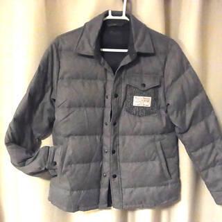 (取引中)シャツジャケット ダウンシャツ ハリスツィード M