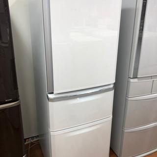 1年保証!MITSUBISHIの3ドア冷蔵庫!おすすめです♪