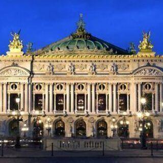 約12,000円お得!オペラ座ガルニエ Palais Garni...