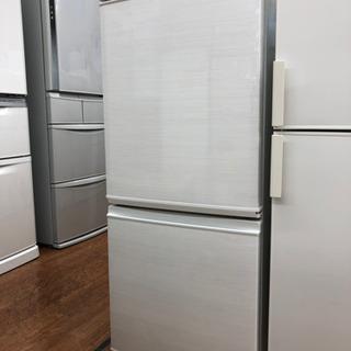 SHARPの2ドア冷蔵庫!新生活にオススメです!