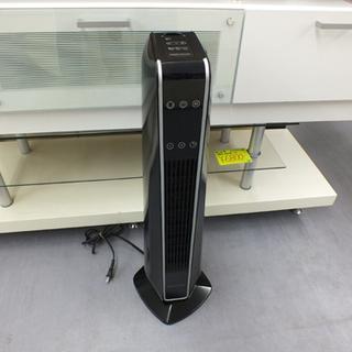 センサーコントロールセラミックヒーター タワーヒーター 暖房 温...