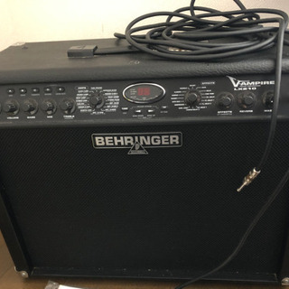 取引中 120W ギターアンプ BEHRINGER V-AMPI...