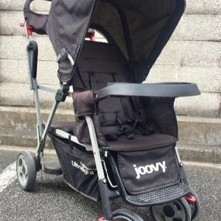 2人乗り Joovy