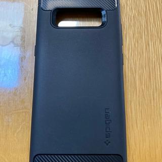 spigen Galaxy Note8用 スマホケース