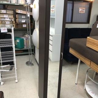 【リサイクルショップどりーむ荒田店】1033 靴棚 収納 鏡付き...