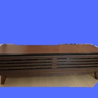 テレビ台 ローボード 使用期間1年半程