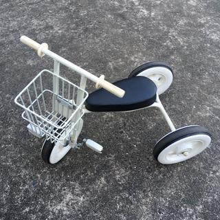 【美品】無印良品 三輪車