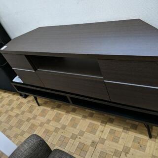テレビ台 幅120cm 46V型設置可 美品