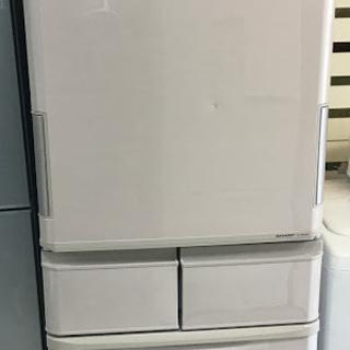 【送料無料・設置無料サービス有り】冷蔵庫 SHARP SJ-PW...
