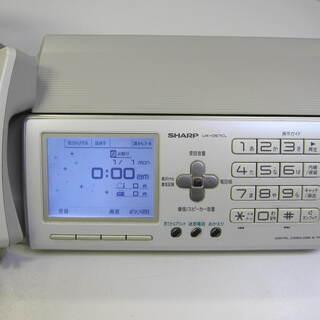 電話機FAX SHARP UX-D57CL