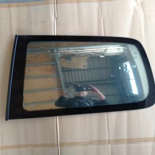 アルトワークスHA11・21S 左リヤガラス
