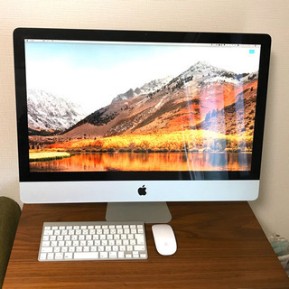 【2/23まで】Apple iMac 27inch mid2011