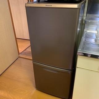 商談中*【2016年製】Panasonic 冷蔵庫*138L ブ...