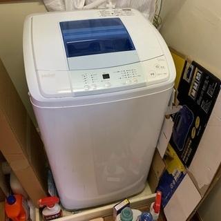商談中*【2015年製】ハイアール洗濯機*長野県3月中旬まで