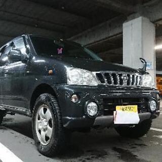 ダイハツテリオスキッド 4WD 車検R2年7月まで!