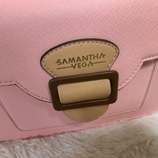 サマンサベガの2wayトートバッグ