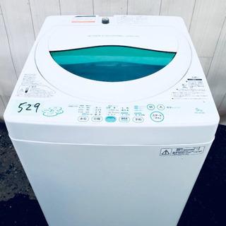 529番 TOSHIBA✨全自動電気洗濯機⚡️ AW-505‼️