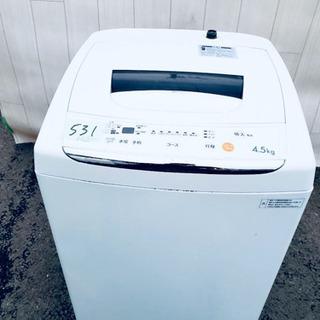 🥰高年式🥰531番 エスケイジャパン✨全自動洗濯機⚡️ SW-M...