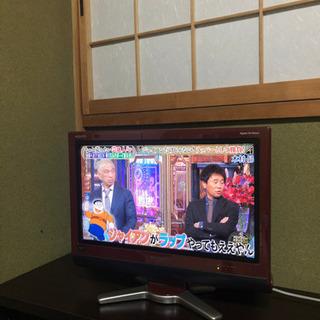 シャープ 20インチ 液晶テレビ
