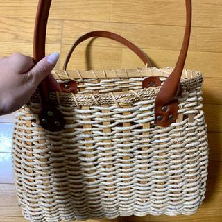 【2/24まで】カゴバッグ3つセット なんと1000円!!!