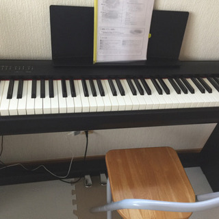 電子ピアノ ローランドfp30 専用スタンド 3本ペダル付き 88鍵