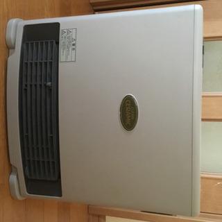 セラミックファンヒーター空気清浄(値下げ)