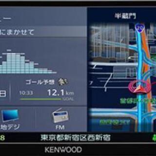 値下げ KENWOOD MDV-L405W 彩速 カーナビ 20...