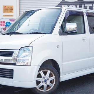 スズキ ワゴンR 2WD FX-Sリミテッド ホワイト 人気の軽...
