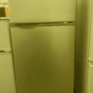 SHARP 冷蔵庫118L SJ-H12Y-S 2014年製