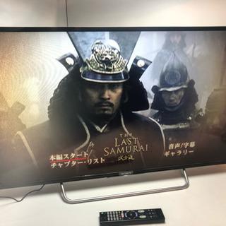 高年式2016年製 SONY 液晶テレビ 40インチ KJ-40...