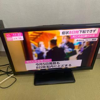 22型 テレビ