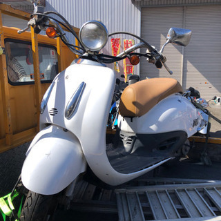 HONDA ジョーカー50 スクーター 実働 福岡市南から