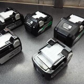 新品マキタ日立純正バッテリー