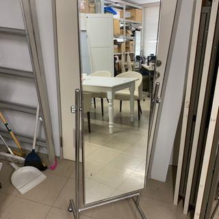 店舗用鏡★H122cm D41cm