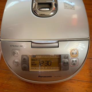【取引中】Panasonic炊飯器1升