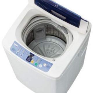 洗濯機⭐︎一人暮らしにピッタリ!