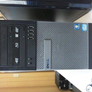 デルパソコンデスクトップwindows7 CPU:i5 1台20...