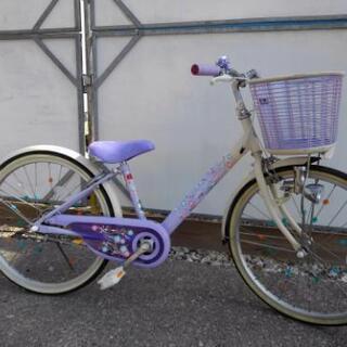 中古子供自転車861 美品!ブリヂストン エコパル 22インチ ...