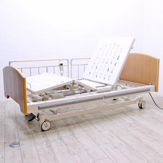 ■送料無料■ 定価59万 パラマウントベッド 介護ベッド 電動ベ...