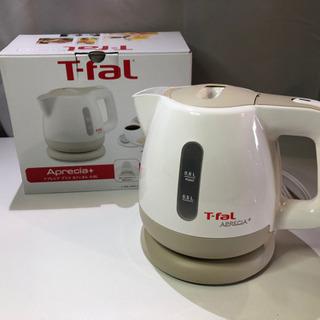 【美品】ティファールT-fal◆0.8L電気ケトル