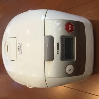 5.5合 炊飯器 東芝2007年製