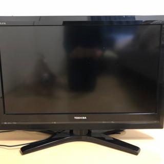 受取決定 REGZA 32型TV